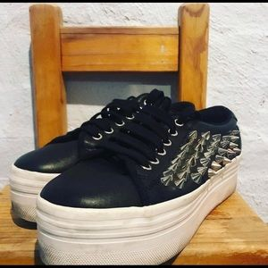 Discontinued JC Play spiky sneakers